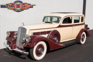 1935 Pierce Arrow 1245 Sedan 1245 Sedan