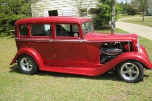 1933 Plymouth 4 door