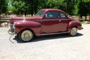 1941 Plymouth Special Deluxe Business Coupe Business Coupe Photo