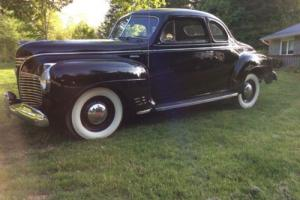 1941 Plymouth Buisiness Coupe Special Deluxe Photo