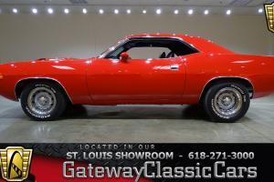 1972 Plymouth Barracuda -- Photo