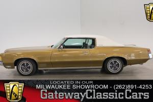 1970 Pontiac Grand Prix -- Photo