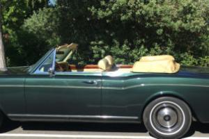 1976 Rolls-Royce Corniche Cornishe Photo