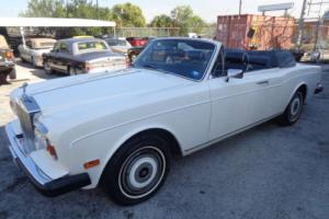 1977 Rolls-Royce Corniche Photo