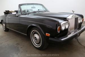1979 Rolls-Royce Corniche Photo