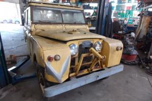 1963 Land Rover Land Rover 2 door, Series 2