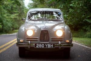"""1962 Saab """"Bullnose"""" Panel Van 95 """"Bullnose"""" Panel Van"""