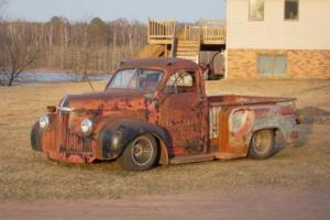 1946 Studebaker M-16 TRUCK RAT ROD Photo