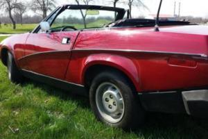 1979 Triumph TR7 Convertible