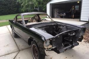 1966 Ford Mustang Fastback 2 + 2