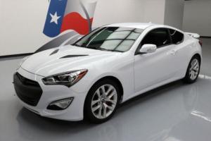 2015 Hyundai Genesis 3.8 COUPE AUTOMATIC BLUETOOTH