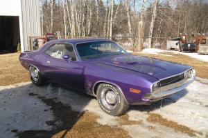 1970 Dodge Challenger R/T Hardtop 2-Door | eBay Photo