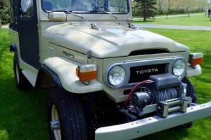 1978 Toyota Land Cruiser FJ40 | eBay Photo