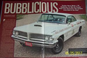 1962 Pontiac Bubble Top  Custom