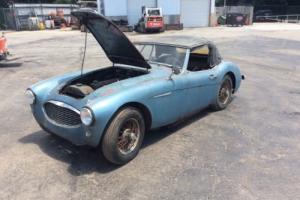 1959 Austin Healey 3000 Photo