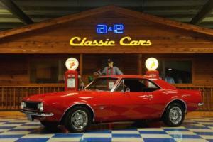 1967 Chevrolet Camaro --