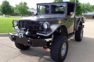 1955 Dodge Power Wagon --