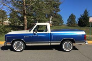 1984 Dodge Other Pickups Photo
