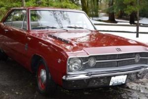 1968 Dodge Dart -- Photo