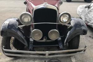 1929 Dodge Brothers Sedan G80