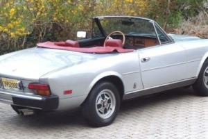 1979 Fiat 124 Spider