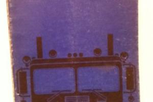 VINTAGE FREIGHTLINER MAINTENANCE AND LUBE MANUAL 1984 ADVANCEMENTS