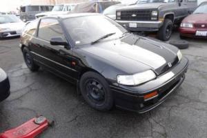 1988 Honda CRX Photo
