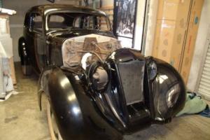 1937 Hupmobile G80