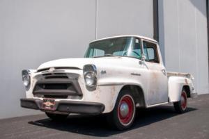 1958 International-Harvester A-100 Truck
