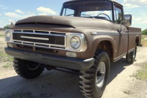 1968 International Harvester Pickup 1100