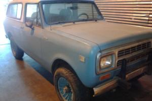 1980 International Harvester Scout Midas Edition