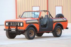 1977 International Harvester Scout Photo