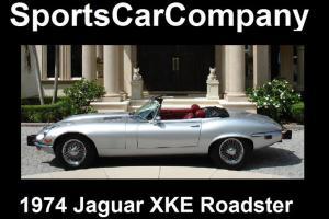 1974 Jaguar E-Type Photo