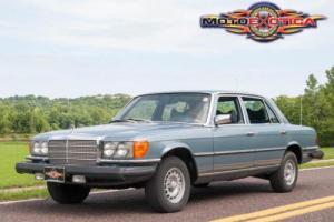 1977 Mercedes-Benz 450 450 SEL 6.9 Photo