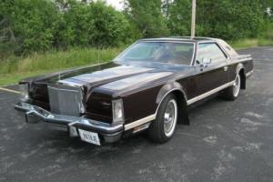 1978 Lincoln Continental Photo