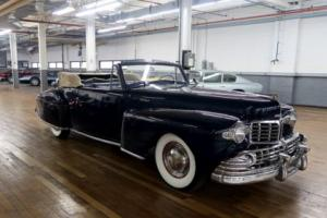 1947 Lincoln Continental Photo