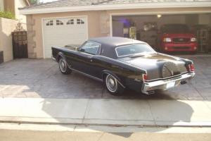 1971 Lincoln Continental Continental Photo