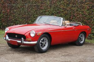 1971 MG MGB MGB Convertible Photo