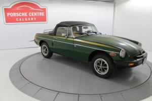 1981 MG MGB Photo