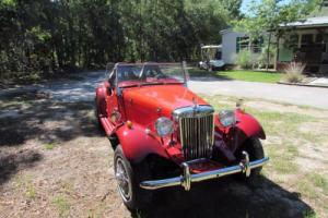 1986 Replica/Kit Makes DUCHESS MG-TD Replica