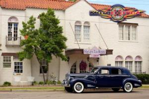 1938 Cadillac Town Sedan Town Sedan