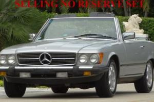 1985 Mercedes-Benz SL-Class ROADSTER CONVERTIBLE Photo