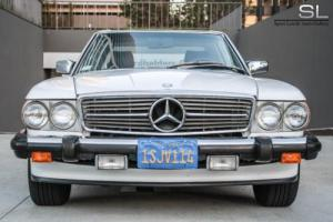 1986 Mercedes-Benz SL-Class Photo
