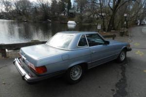 1982 Mercedes-Benz 300-Series 380SL Photo