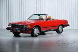 1989 Mercedes-Benz 560SL Roadster 560