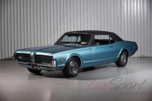 1968 Mercury Cougar Coupe