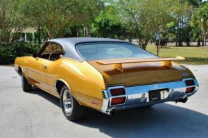 1971 Oldsmobile 442 Real Deal 442! Numbers Matching 455 V8 PS PB