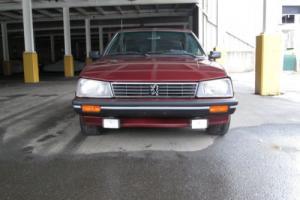 1988 Peugeot 505 Photo