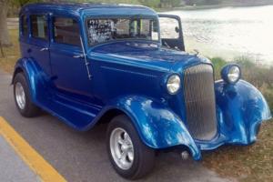 1933 Plymouth Other Sedan