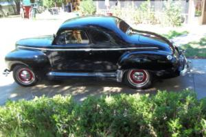 1948 Plymouth special deluxe business coupe 2 door coupe Photo